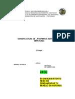 Ensayo Estado Actual de La Gerencia Educativa en Venezuela Jacquelin Miranda[1]