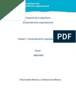Unidad 1. Comportamiento organizacional .pdf