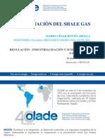 Explotación Del Shale Gas