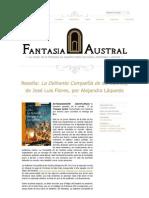 """Crítica a """"La Delirante Compañía de los Sueños"""", de J.L Flores"""