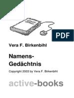 Namens-Gedaechtnis