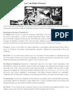 Análise Da Obra Picasso - Guernica