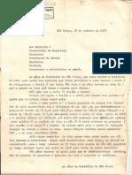 1ª Carta Do MCV (1973)