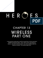 13 Heroes Graphic Novel