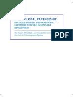 A New Global Partnership United Nations NWO