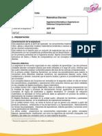 AEF-1041 - Matemáticas Discretas