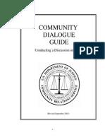Dialogue Guide