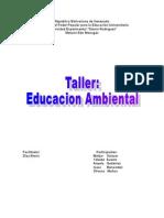 Taller Educacion Ambiental.doc