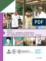 Guias Para El Abordaje Integral Del Dengue