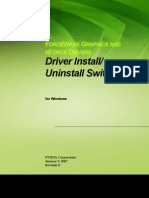 Install Uninstall Switches