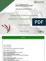 METODOS+Y+PENSAMIENTO+CRITICO