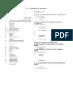 UCLA CS 31 Midterm 1 Cheat Sheet