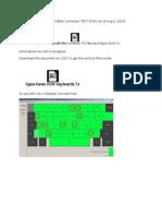 WEB-Sgaw Karen Parallel Bible Correction TEXT FILES (as of Aug 9, 2014)