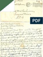 February 17 1945 to Folks