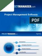 Presentation ProjectManager.com