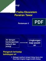 Limnologi Literatur