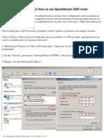 Ips Fixos - Iniciando O Windows Mais RáPido Com Velox