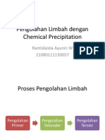Chemical Presipitation