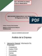 6 12Indicadores Financieros y No Fin. Du Pont ROA ROE (a)_2