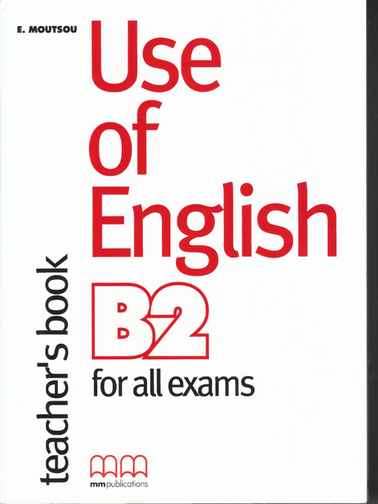 FCE Use of English B2 Teacher´s Book | Phrase | Preposition And