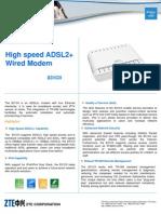 ZXDSL+831CII+Datasheet