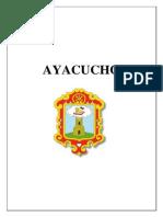 Ayacucho Informe