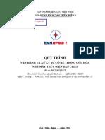 Bc225.Qtvh&Xlsc Hệ Thống Cứu Hỏa