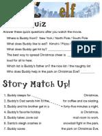 Elf Worksheet 2