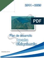 Plan Desarrollo Ipala
