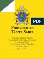 Francisco en Tierra Santa