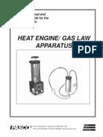 heat engine apparatus manual