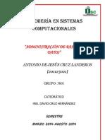 Reporte Guerra Antonio de Jesus Cruz Landeros