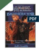 La Guerra de Los Hermanos Versión Final