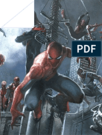 Spider-Man (616) 52nd Anniversary Sliding Timeline