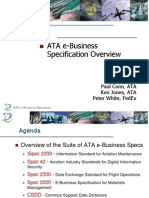 e Biz Spec Overview