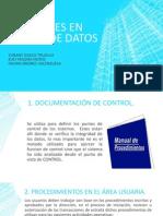 Control de Origen de Datos