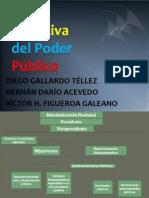 Rama Ejecutiva Del Poder Público Exposicion