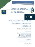 Manual de Instalacion de Librerias 6.0 V2012Final