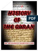 106011269 History of the Quran by Dr Muhammad Hameedullah