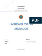 Circuitos Teorema de Norton