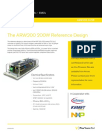 ARW200 Lighting Brochure