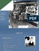 Brand Management-exercise Levis
