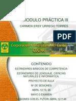 Estandares Basicos de Competencia Lenguaje Carmen Urrego