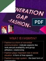 Generation Gap - Fashion