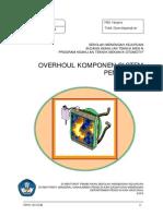 Overhaul Komponen Sistem Pendingin