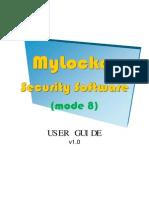 MyLocker User Manual v1.0 (Mode 8)