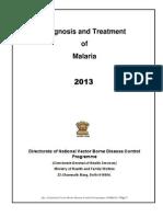 Malaria Policy 2013