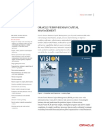 Oracle Fusion Apps Solution Brief
