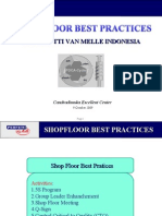 Shopfloor Best Practices