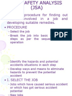 9job Safety Analysis